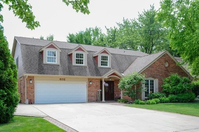 Arlington Heights Single Family Home For Sale: 602 West Victoria Lane