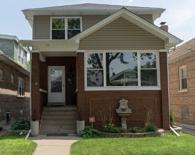 Berwyn Single Family Home For Sale: 1323 Highland Avenue
