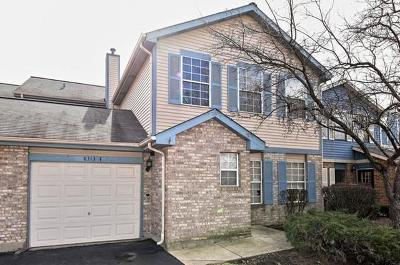 Darien Condo/Townhouse For Sale: 8313 Highpoint Circle #F