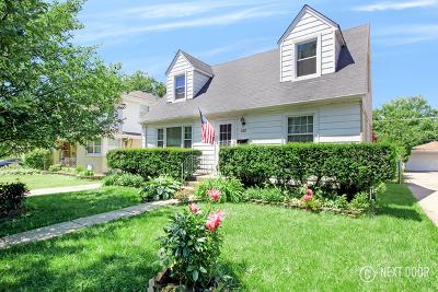 Villa Park Single Family Home For Sale: 122 North Cornell Avenue