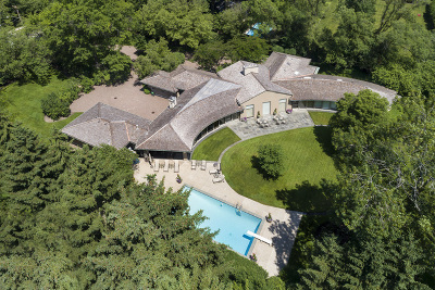 Winnetka Single Family Home For Sale: 701 Hibbard Road