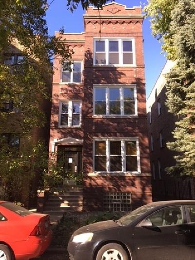 Multi Family Home For Sale: 816 North Leavitt Street