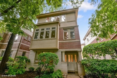 Single Family Home For Sale: 44 West 14th Street