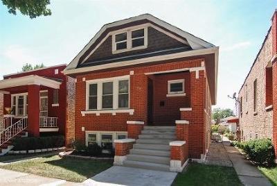 Berwyn Single Family Home For Sale: 2626 Cuyler Avenue