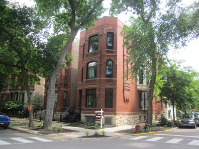 Multi Family Home For Sale: 1035 North Hoyne Avenue