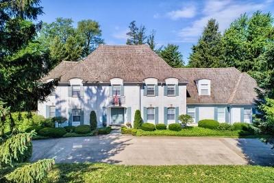 Winnetka Single Family Home For Sale: 334 Woodley Road
