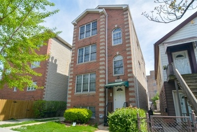 Condo/Townhouse For Sale: 1359 West Hubbard Street #2