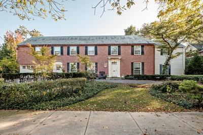 Winnetka Single Family Home For Sale: 490 Cherry Street