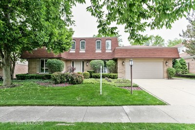 Northbrook Single Family Home For Sale: 4336 Phyllis Drive