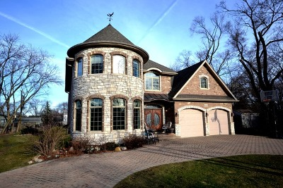 Arlington Heights Single Family Home For Sale: 3220 North Salk Road