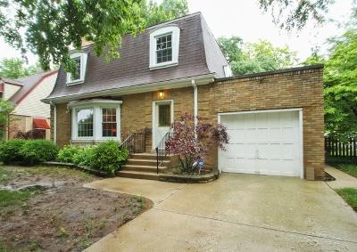 Skokie Single Family Home For Sale: 8123 Long Avenue