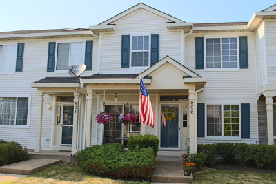 Condo/Townhouse For Sale: 806 County Line Road #806