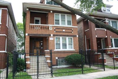 Chicago Multi Family Home Price Change: 6929 South Artesian Avenue