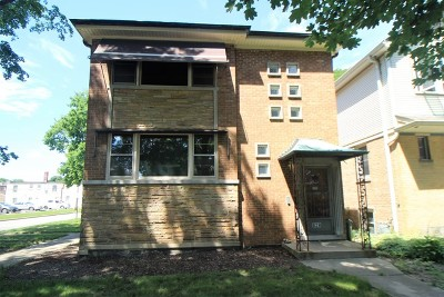 Forest Park Multi Family Home For Sale: 829 Lathrop Avenue
