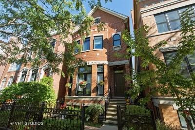 Single Family Home New: 2709 North Paulina Street