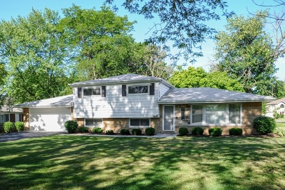 Glenview Single Family Home Contingent: 3807 Rugen Road