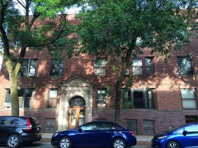 Condo/Townhouse New: 1962 North Howe Street #3