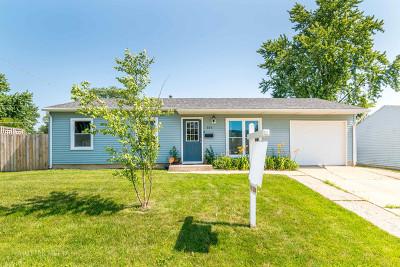 Romeoville Single Family Home New: 316 Karen Avenue