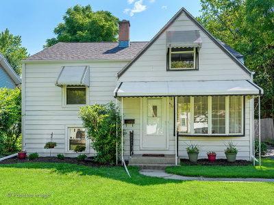 Villa Park Single Family Home New: 521 South Wisconsin Avenue