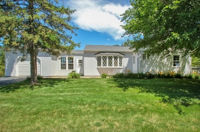 Glenview Single Family Home For Sale: 1840 Central Road