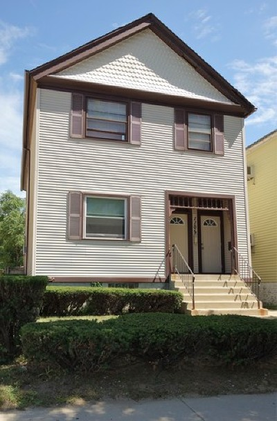 Evanston Multi Family Home For Sale: 1105 Emerson Street