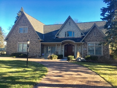 Glen Ellyn Single Family Home For Sale: 261 South Kenilworth Avenue