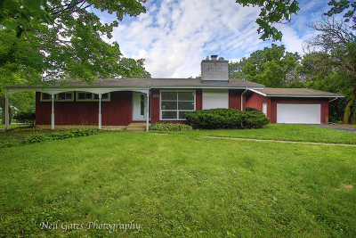 Flossmoor  Single Family Home For Sale: 2803 Perry Road
