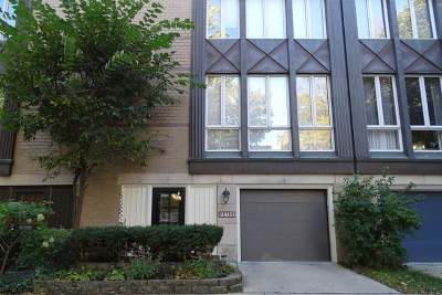 Condo/Townhouse New: 2128 North Lakewood Avenue