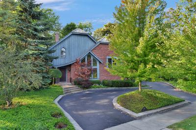 Winnetka Single Family Home For Sale: 130 Sheridan Road