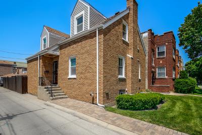 Single Family Home New: 6014 North Fairfield Avenue