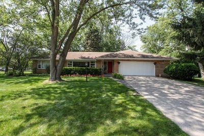 Deerfield Single Family Home For Sale: 1212 Oxford Road