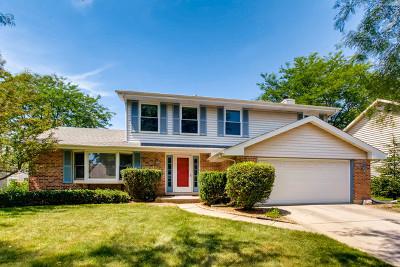 Libertyville Single Family Home Price Change: 1123 Tamarack Lane