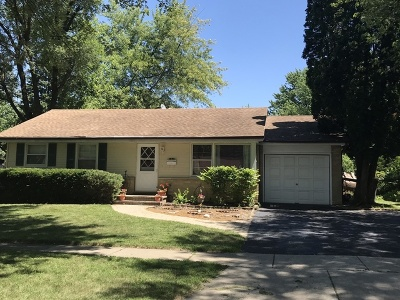 Elgin Single Family Home For Sale: 1275 Algonquin Drive