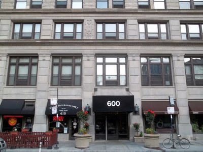 Condo/Townhouse Re-Activated: 600 South Dearborn Street #207