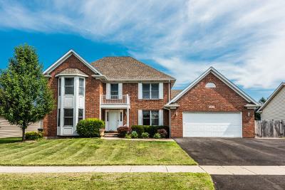 Dekalb Single Family Home For Sale: 593 Fox Hollow