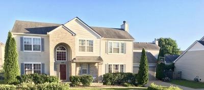 Romeoville Single Family Home For Sale: 1477 Snapdragon Court