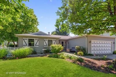 Hoffman Estates Single Family Home New: 4095 North New Britton Drive
