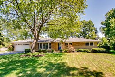 Prospect Heights Single Family Home For Sale: 1107 Oak Avenue