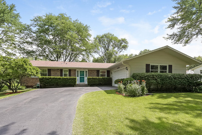 Libertyville Single Family Home For Sale: 15270 West Pinewood Lane