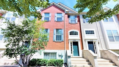Condo/Townhouse For Sale: 4182 Milford Lane