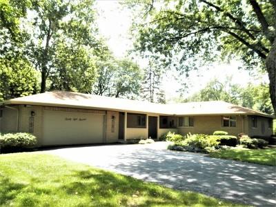 Joliet Single Family Home For Sale: 2800 Wilshire Boulevard