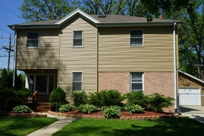 Arlington Heights Single Family Home For Sale: 1102 North Beverly Lane