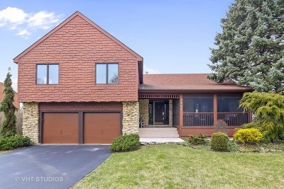 Downers Grove Single Family Home For Sale: 3320 Pomeroy Road