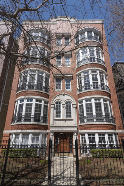 Condo/Townhouse New: 626 West Wrightwood Avenue #1E