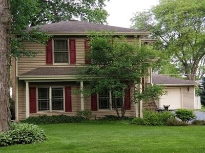 Glen Ellyn Single Family Home For Sale: 380 South Ott Avenue