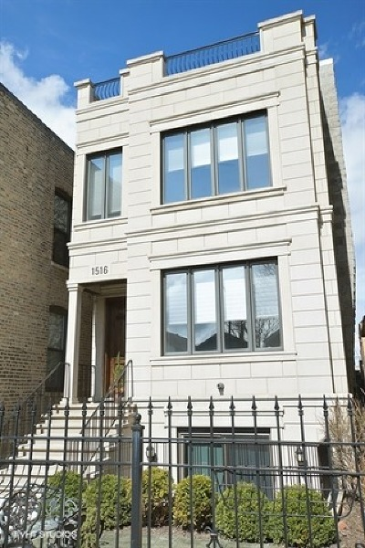 Single Family Home For Sale: 1516 West Erie Street