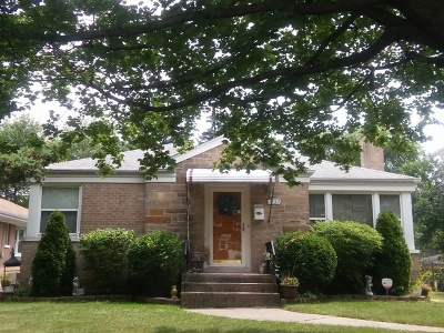 Westchester Single Family Home For Sale: 1857 Stratford Avenue
