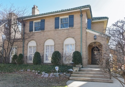 Wilmette Single Family Home For Sale: 231 Greenleaf Avenue