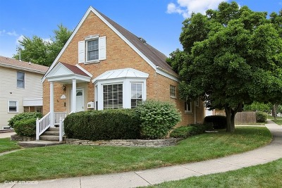 Mount Prospect Single Family Home For Sale: 100 South Elmhurst Avenue