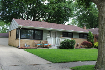 Mount Prospect Single Family Home For Sale: 503 North Pine Street